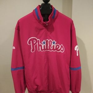 Philadelphia Phillies Mens Sport Jacket